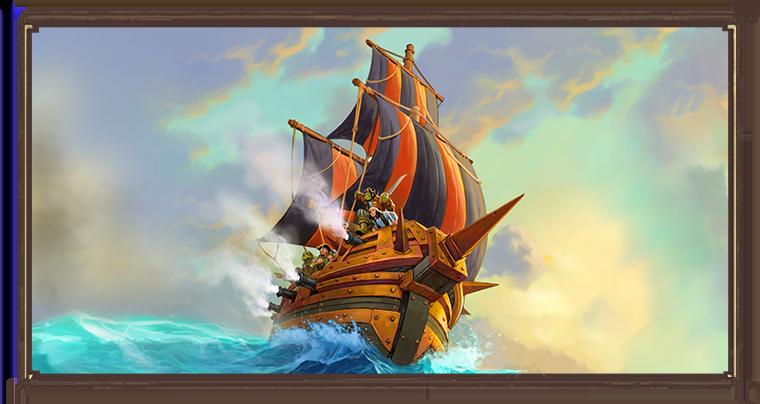 6月10日(日本時間) - 海賊 x バトルグラウンド