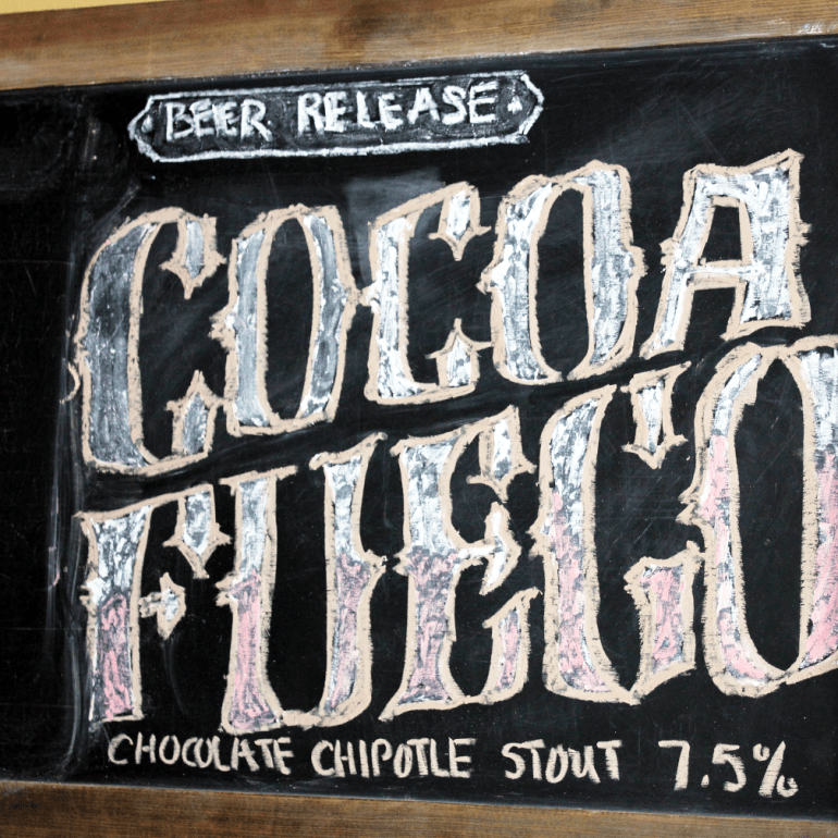 DuClaw Releases Cocoa Fuego Chocolate Chipotle Stout