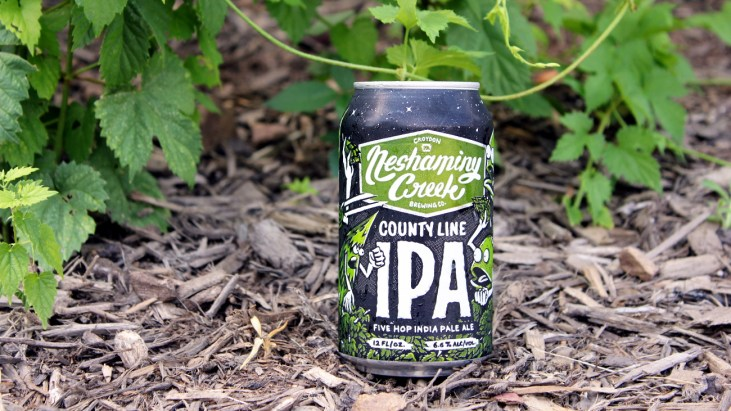 Steph's New Brew Review: County Line IPA