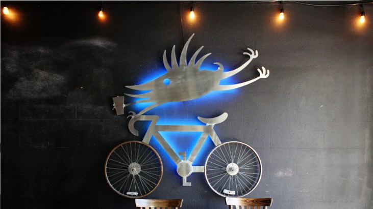 Pedal Over to Cycle Brewing