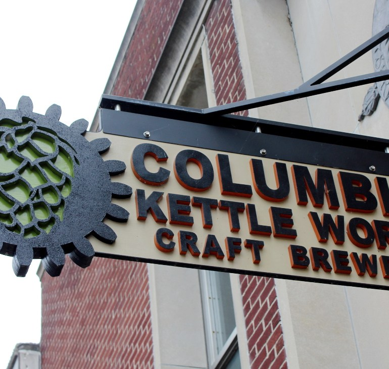 Columbia Kettle Works Serves Up Great Beer and a Host of Homegrown Pennsylvania Goodies