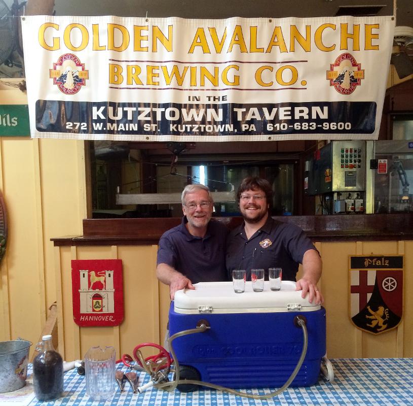 Golden-Avalanche