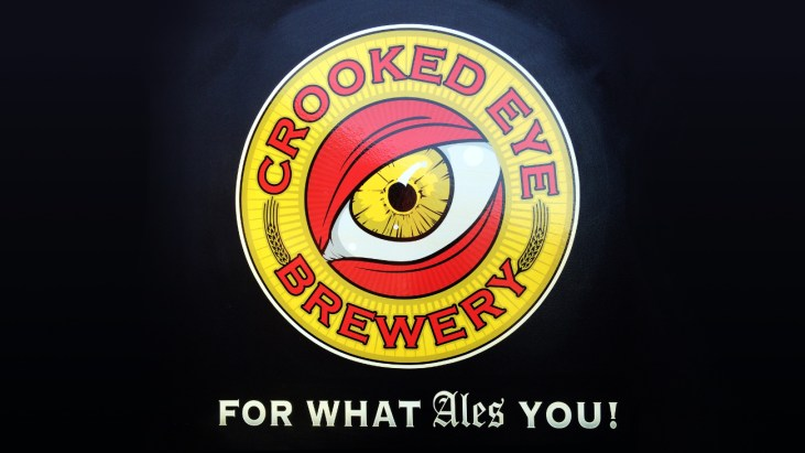 Take a Look at Crooked Eye Brewery