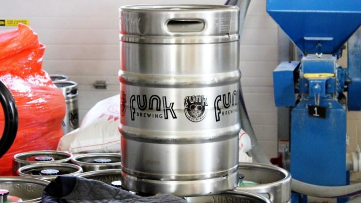 Funkin' Good Brews at Funk Brewing