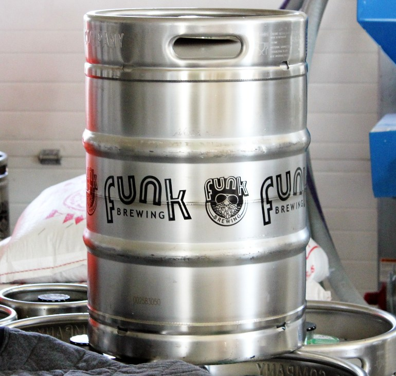 Funkin' Good Brews at Funk Brewing