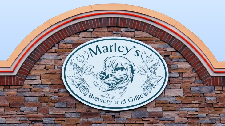 Fetch Some Beers at Marley's Brewing and Grille