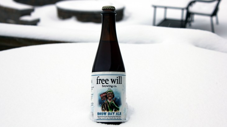 Steph's New Brew Review: Snow Day Ale