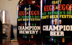 Video – Kegs & Eggs Brewfest at the Batdorf Restaurant