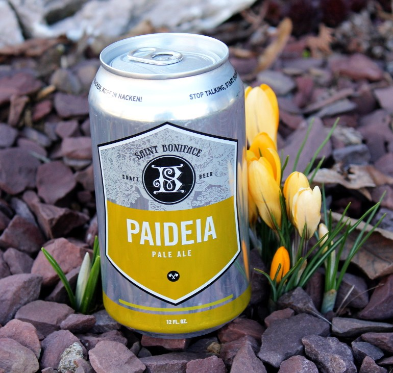 Steph's New Brew Review: Paideia