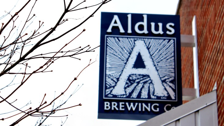 Make Haste Slowly at Aldus Brewing