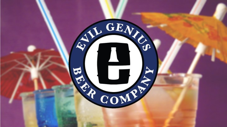 Evil Genius Friendly Cocktail Competition