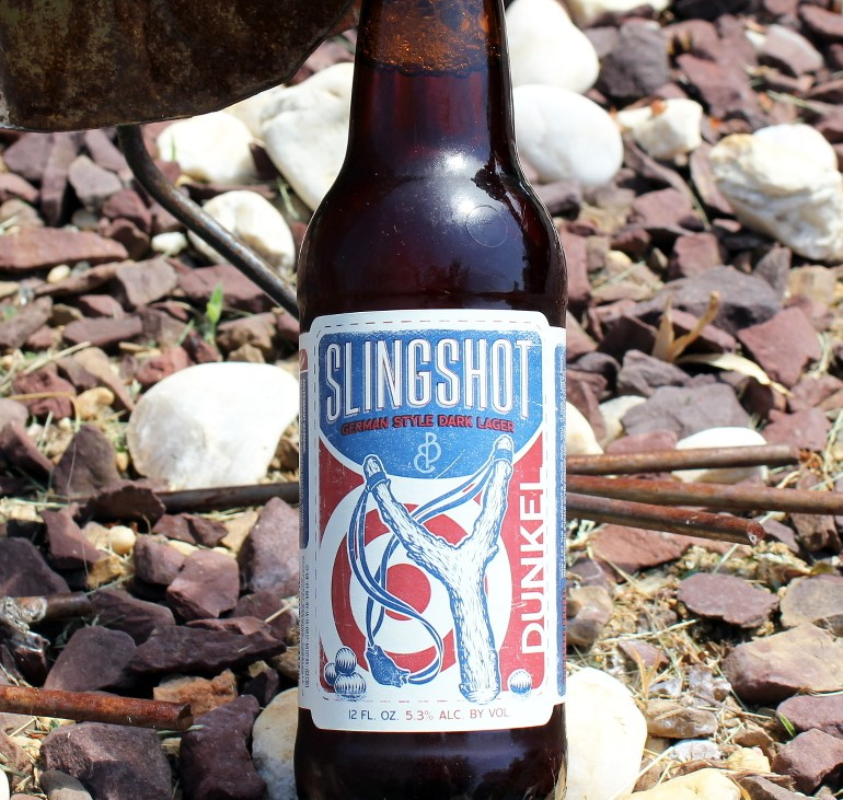 Steph's New Brew Review: Slingshot
