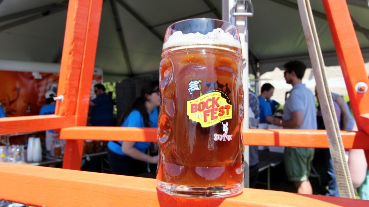 Sly Fox Bock Fest and Goat Race 2015