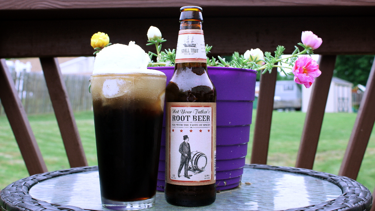 Steph's New Brew Review: Not Your Father's Root Beer | Beer Busters