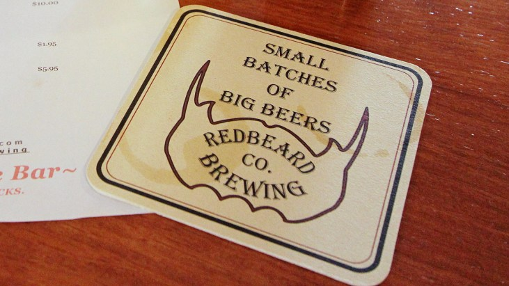 Small Batches Keep the Taps Rotating at Redbeard Brewing