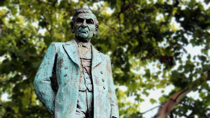 Operation: #SaveFred – Brewing Community Rallies to Restore Statue of Reading Brewing Pioneer Frederick Lauer