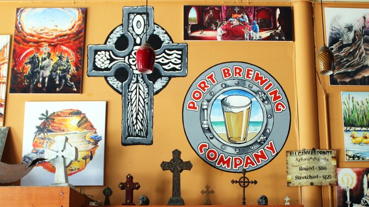 Two Great Brands, One Awesome Brewery: The Lost Abbey and Port Brewing