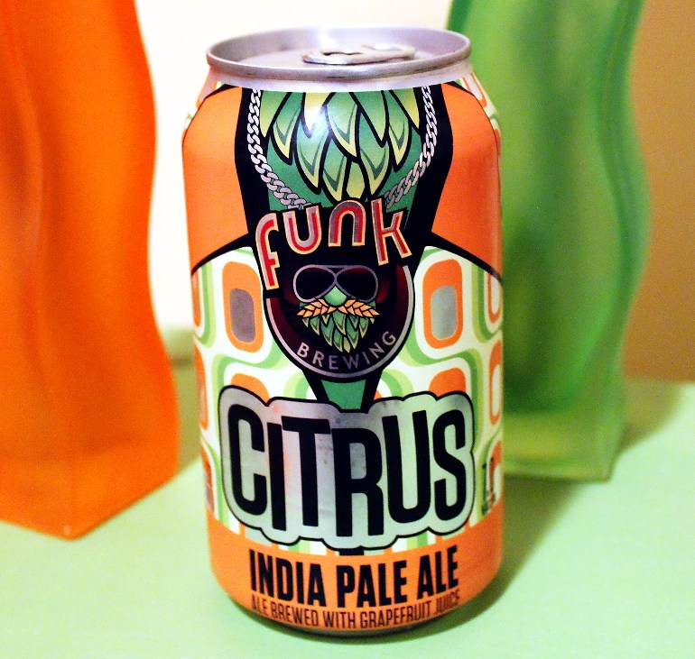 Steph's New Brew Review: Citrus IPA