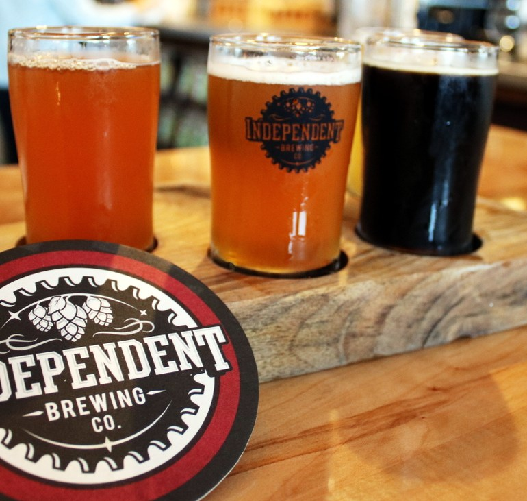 Farm to Glass at Independent Brewing