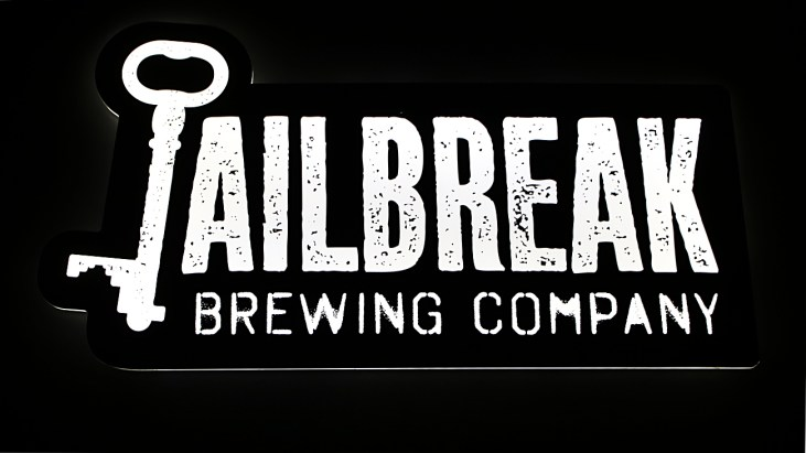 A Break from the Grind at Jailbreak Brewing