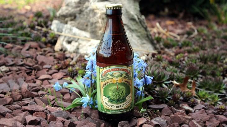 Steph's New Brew Review: Hoppy Birthday