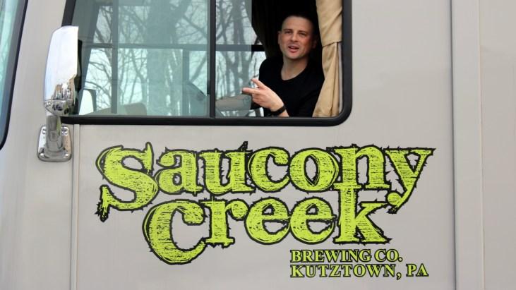 Saucony Creek Gastropub Grand Opening