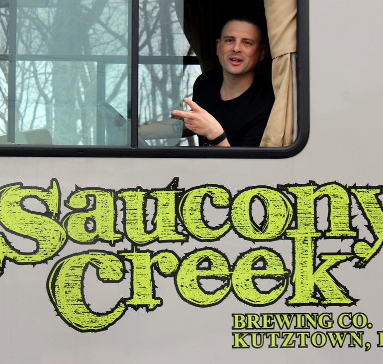 Saucony Creek Gastropub Grand Opening