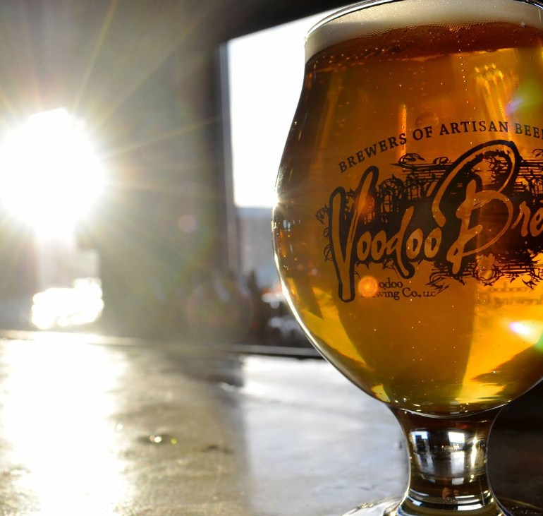 Voodoo Brewery Rewards Employees with Stock in Company