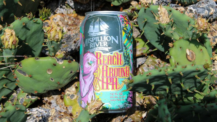 Steph's New Brew Review: Reach Around IPA