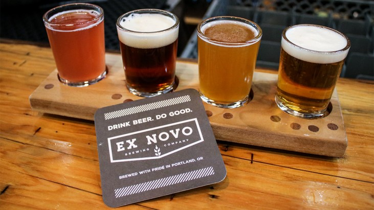 Ex Novo is the Nation's First Nonprofit Brewery