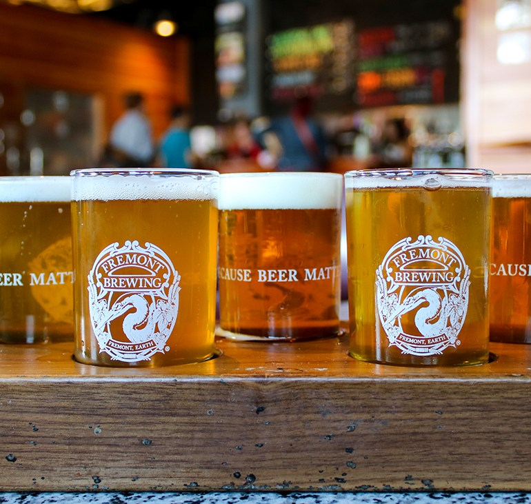 Family Owned Fremont Brewing
