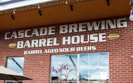 Barrel Magic at Cascade Brewing Barrel House