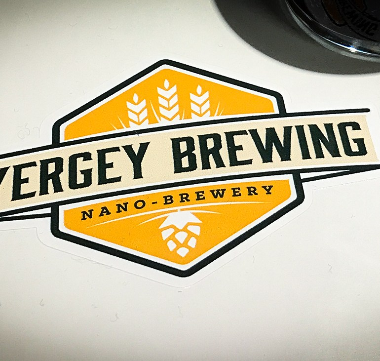 Tasty Beer and Great Company at Yergey Brewing