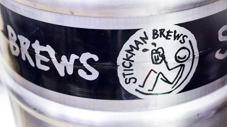 Episode 119: Stickman Brews (or A Tinge of Balls)