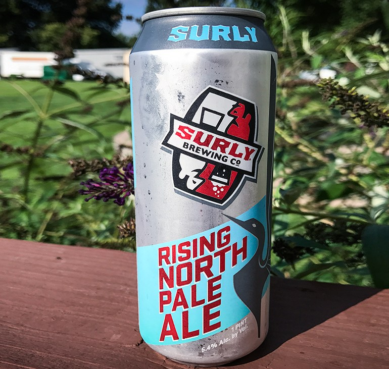 Steph's New Brew Review: Rising North Pale Ale