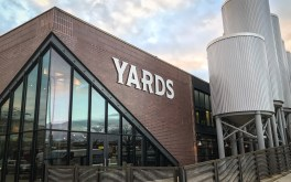 A Look Inside the New Yards Brewery and Taproom