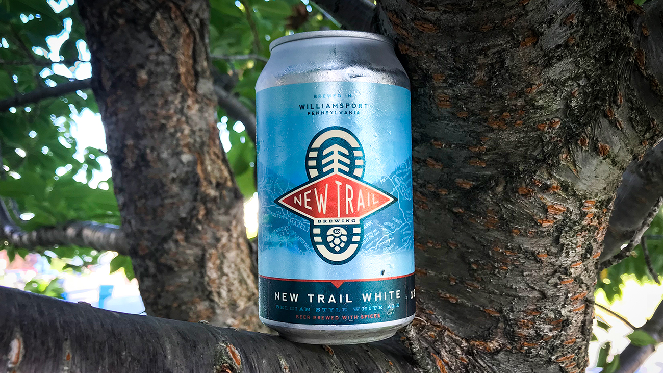 Steph's New Brew Review: New Trail White   Beer Busters