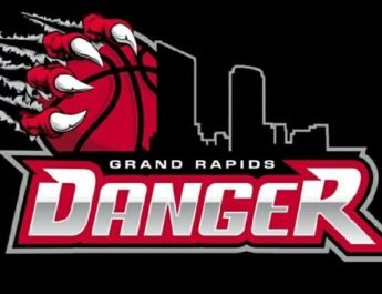 Grand Rapids Danger update logo for move to NABL