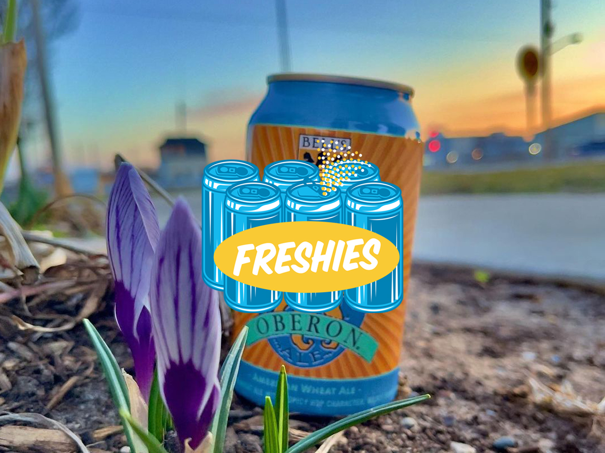 Bell's Oberon returned this week • Photo via Bell's Brewery