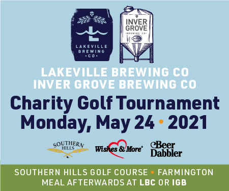 Lakeville Brewing Co Inver Grove Brewing Co Charity Golf Tournament
