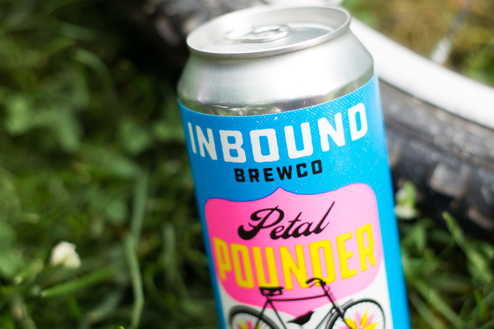 Inbound Petal Pounder • Photo via Inbound BrewCo