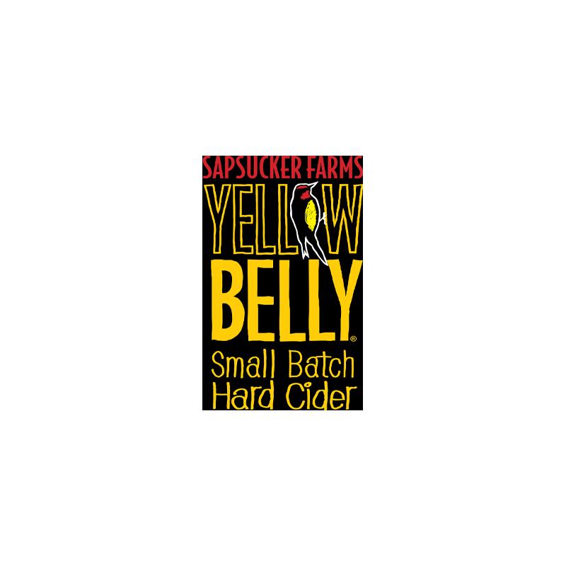 Sapsucker Yellowbelly Cider