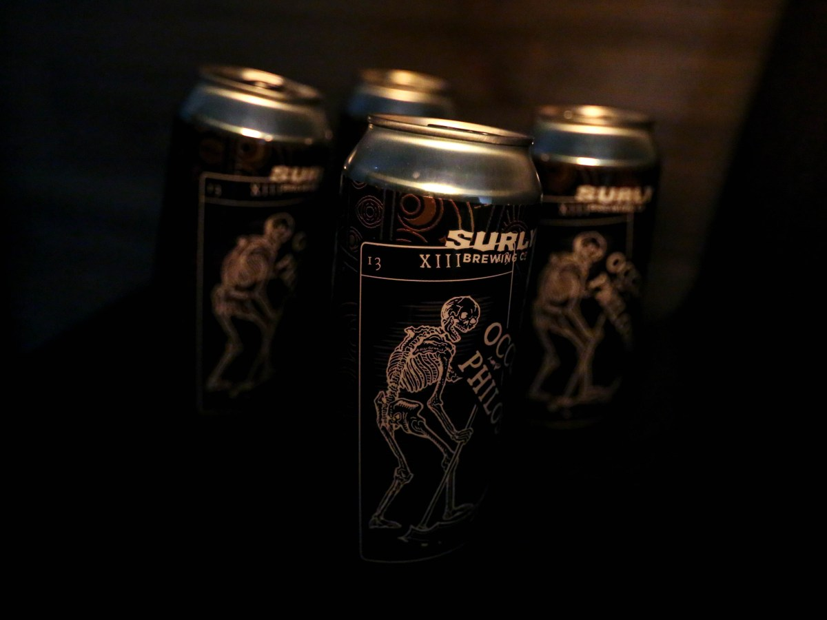 Surly Occult Philosophy • Photo via Surly Brewing Company