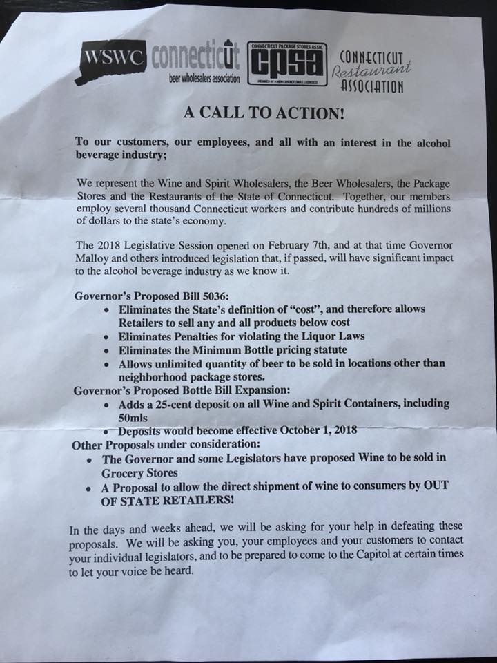 CT House Bill 5036 Propaganda