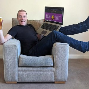 World's First Virtual Real Ale festival – The 'Armchair Beer Festival'