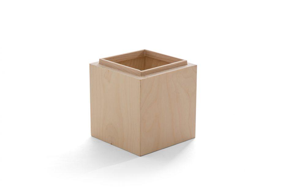 urn kistje urn hout natuurlijk print persoonlijk uitvaart asbestemming print Beerenberg