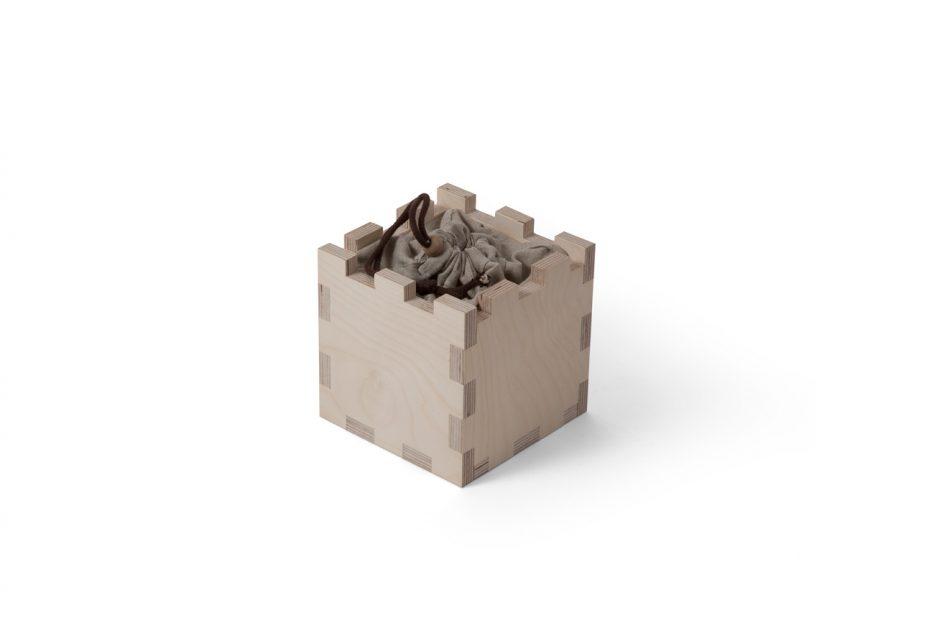 Urn kubus hout beerenberg stap 3