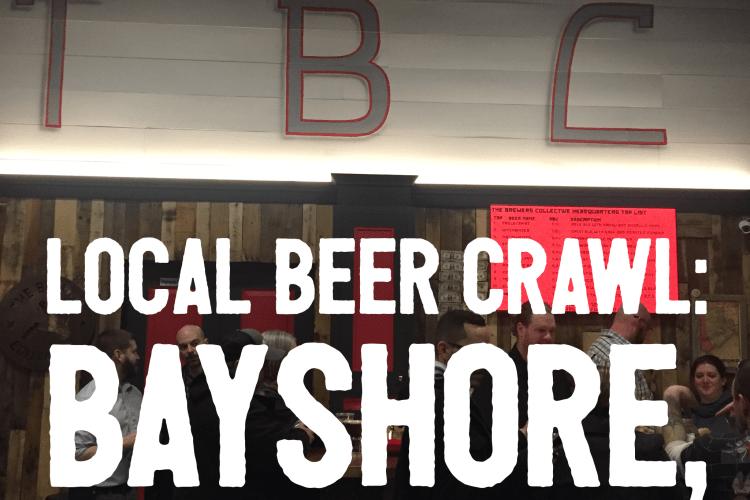 Bayshore Brewery Crawl