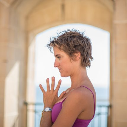 20160812 - pkp - Yoga retreat Yoga at Lower Barrakka Gardens in Valletta 8