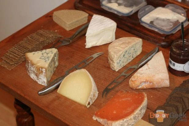 Curated Cheeseboard